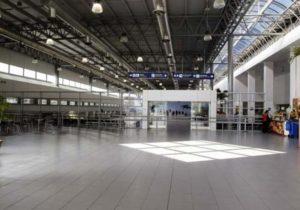 Зал аэропорта Гуаякиль