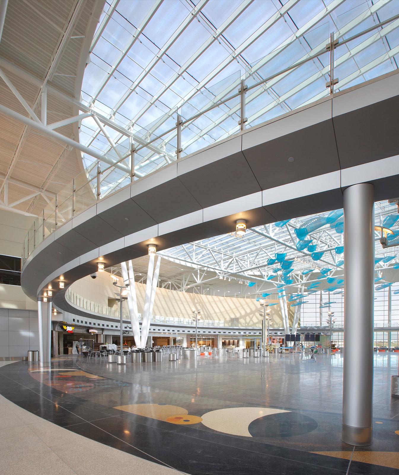 аэропорт Индианаполис