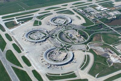 Канзас Сити аэропорт