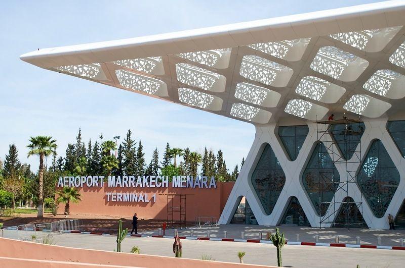 Марракеш-Менара аэропорт