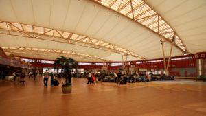 Зал аэропорта Шарм-Эль-Шейха