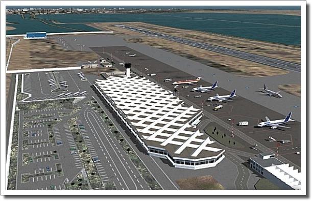 Монастир аэропорт