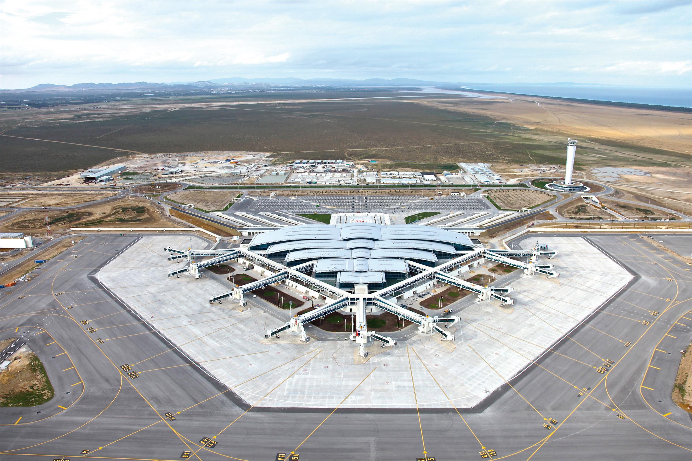 Энфида-Хаммамет аэропорт