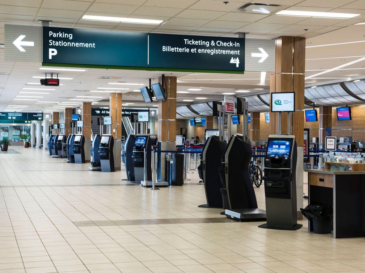 аэропорт Регина