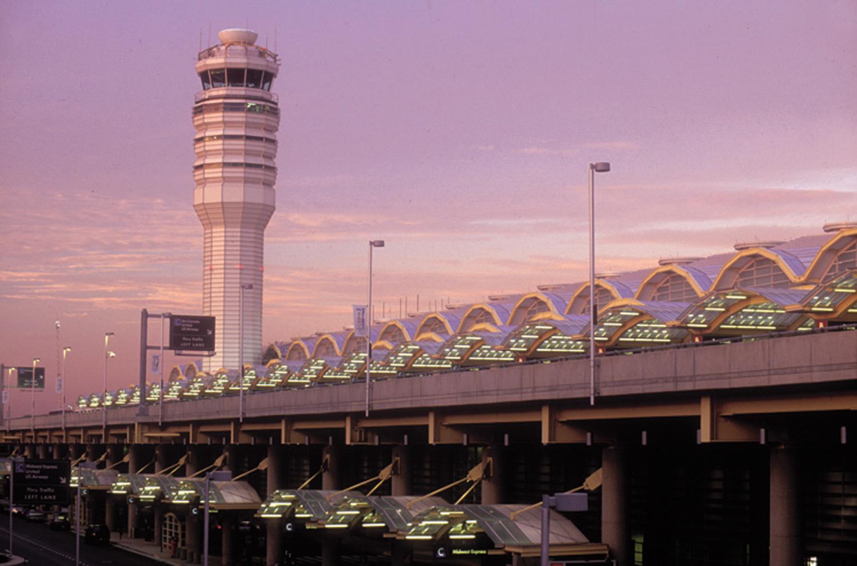 Аэропорт Рейган