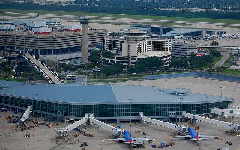 Тампа аэропорт