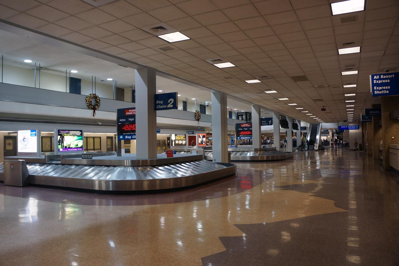 Солт-Лейк-Сити аэропорт