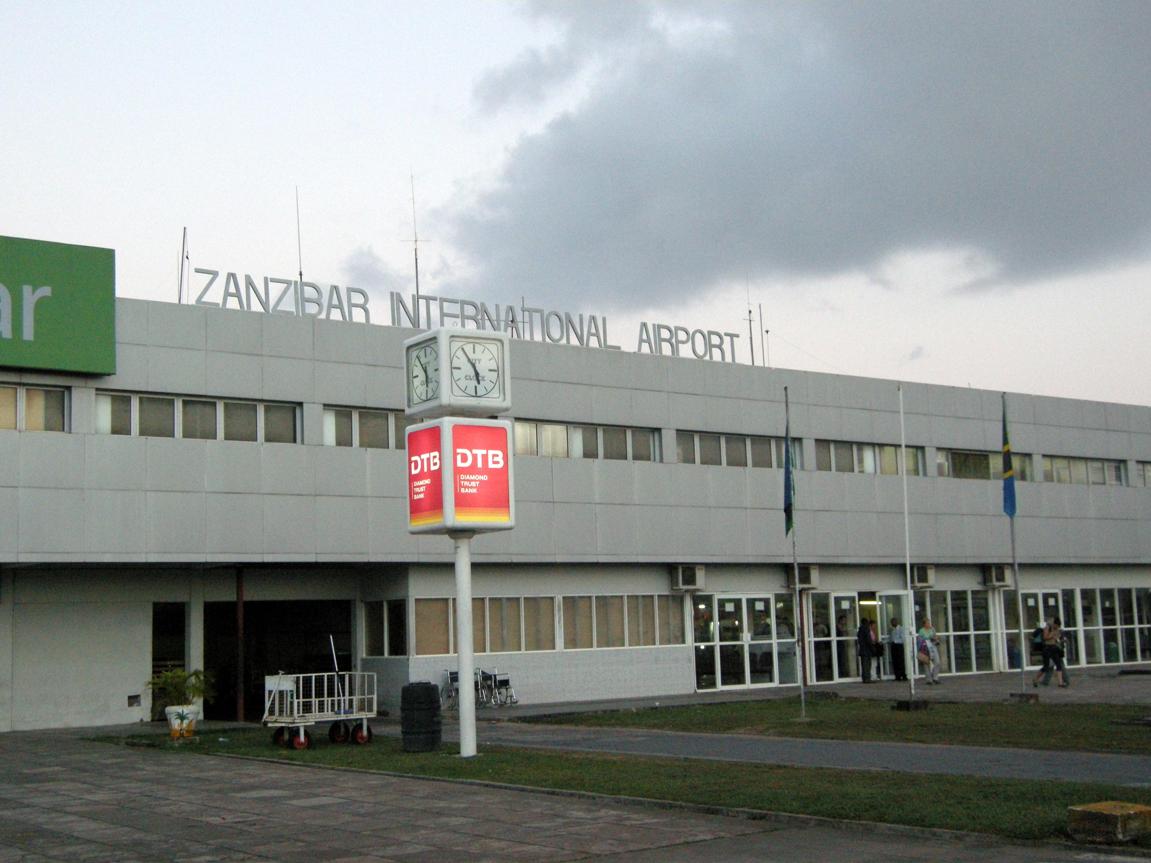 Занзибар аэропорт