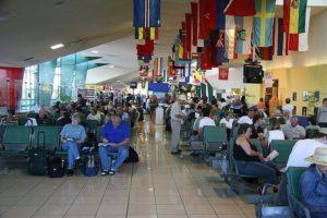 Зал аэропорта Варадеро