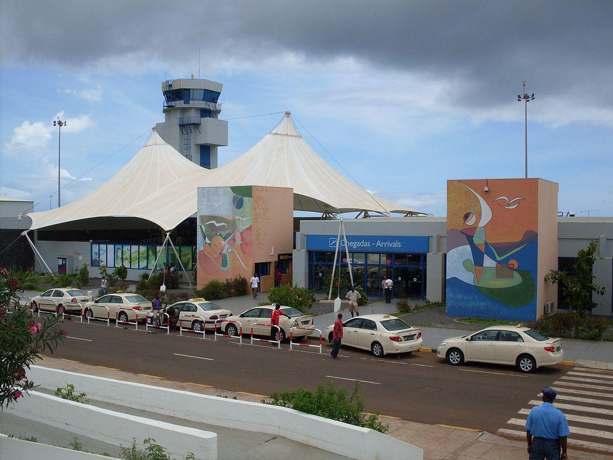Аэропорт Прая