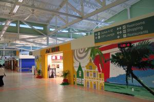 Зал аэропорта Вилленсдам