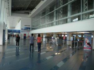 Зал аэропорта Манагуа