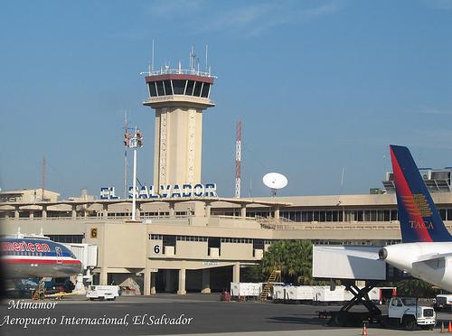 Аэропорт Сан-Сальвадор