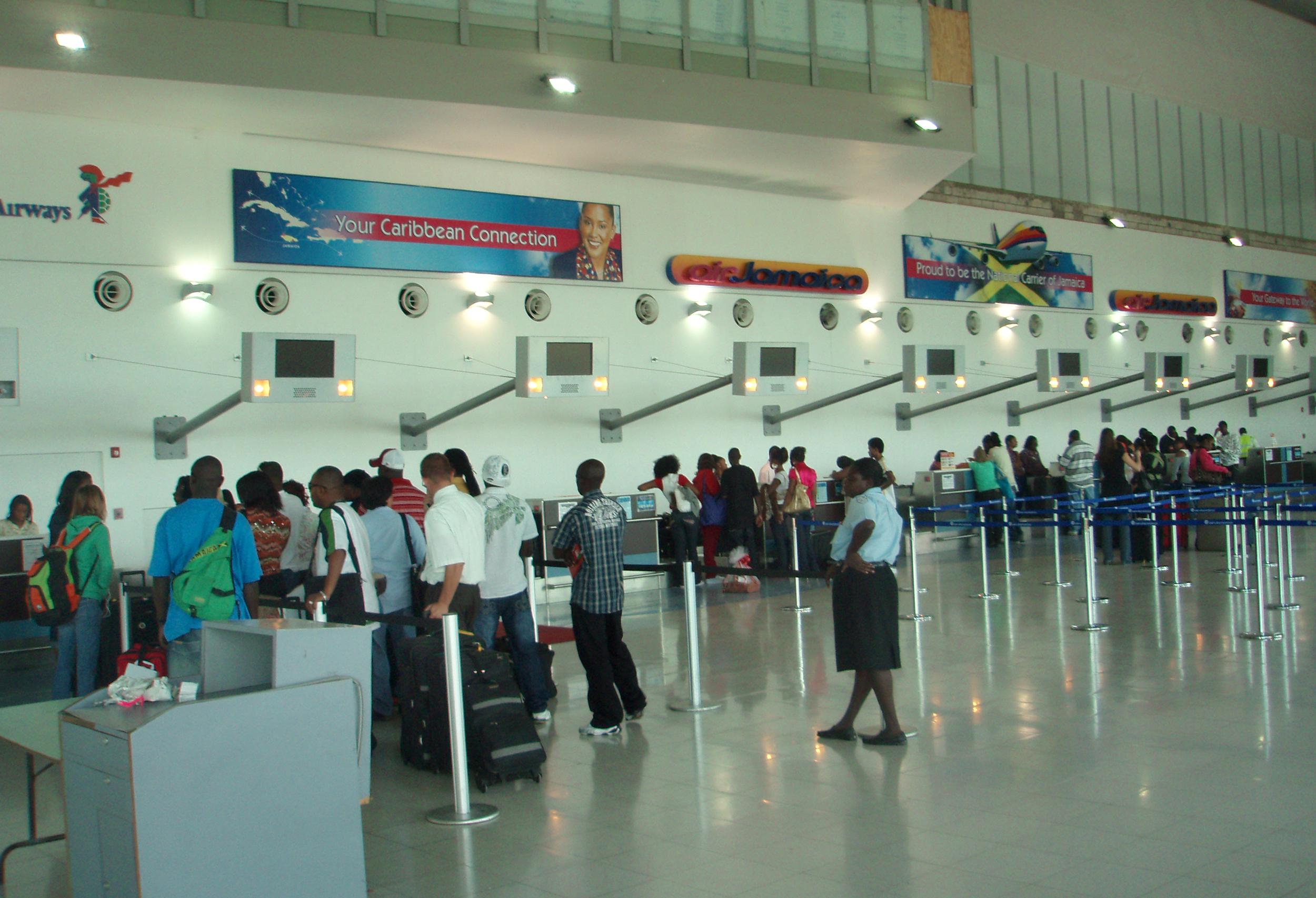Кингстон аэропорт
