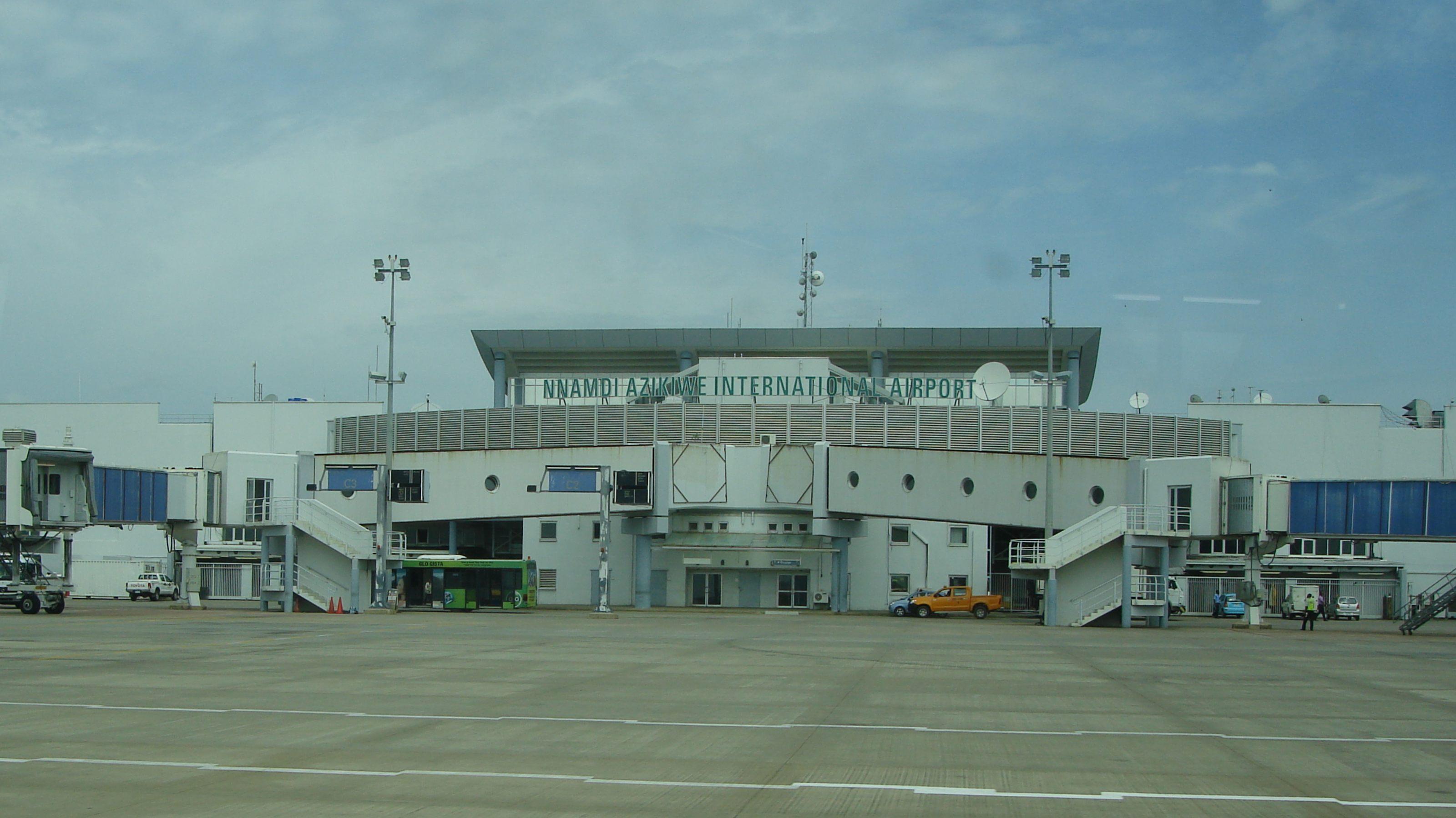 аэропорт Абуджа