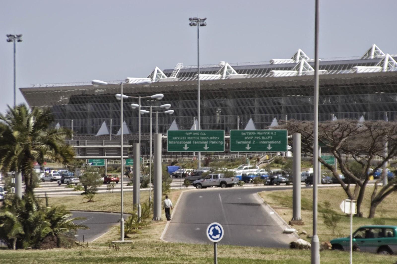 аэропорт Аддис Абеба