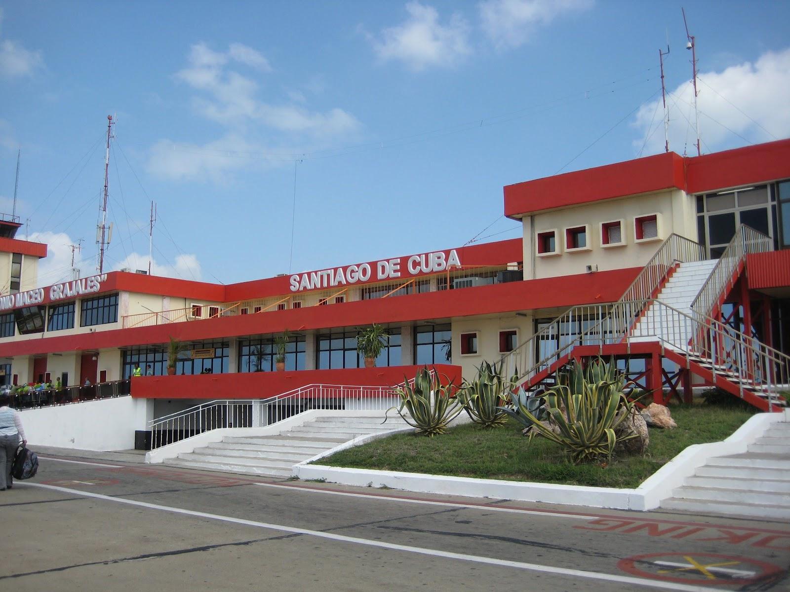 Аэропорт Сантьяго-де-Куба
