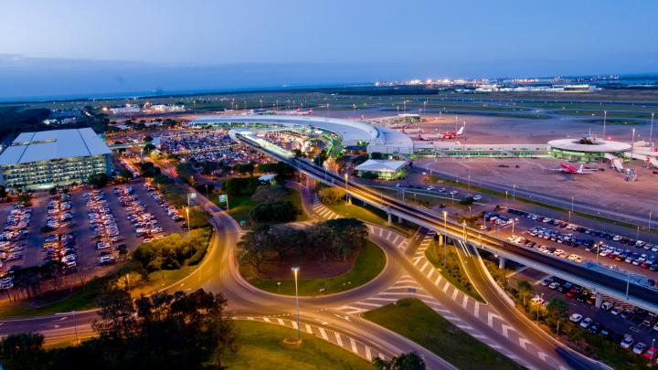 Аэропорт Брисбен