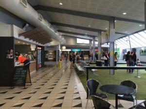Зал аэропорта Эмеральд