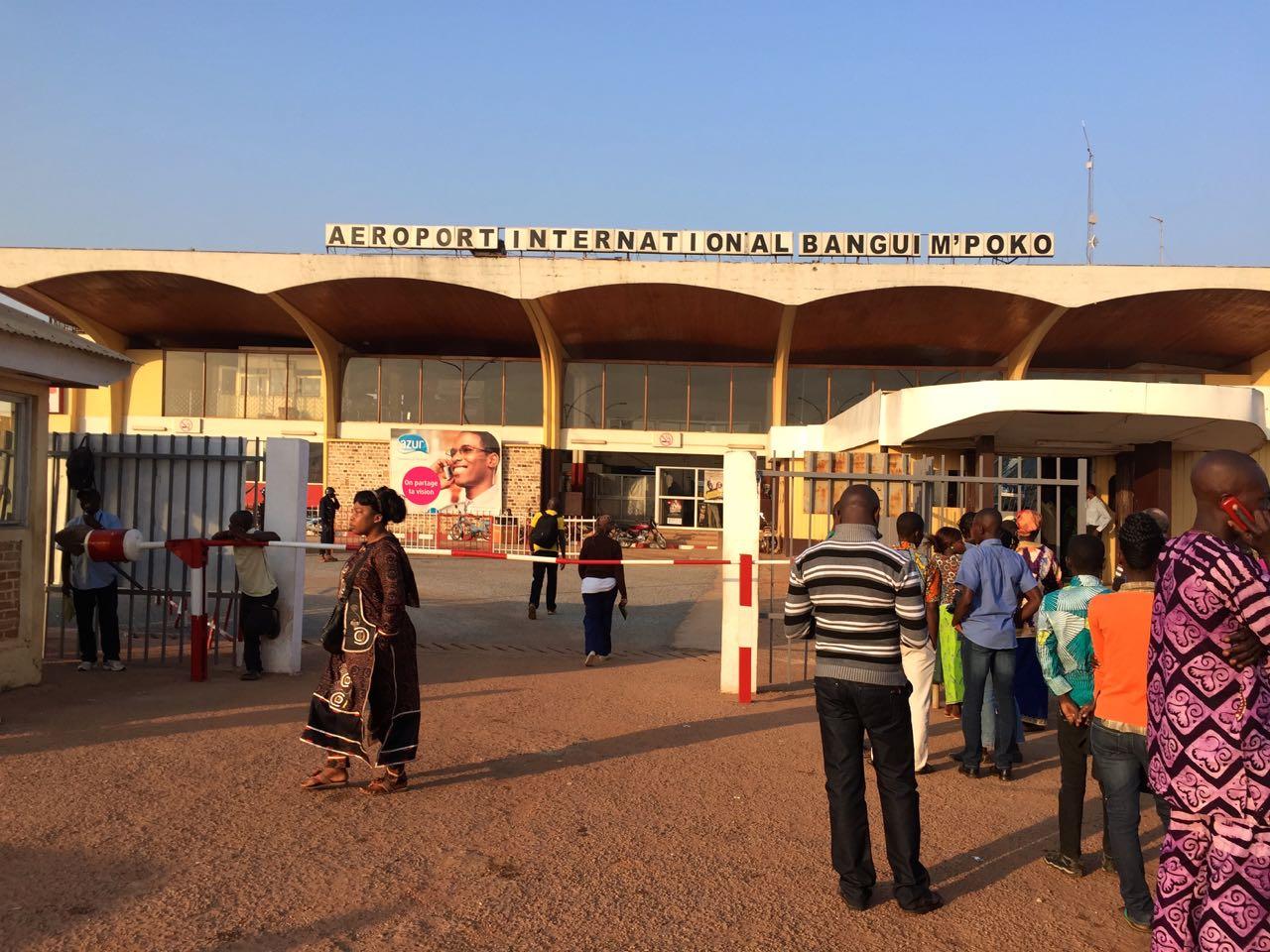 аэропорт Банги
