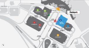 Схема аэропорта Канберра