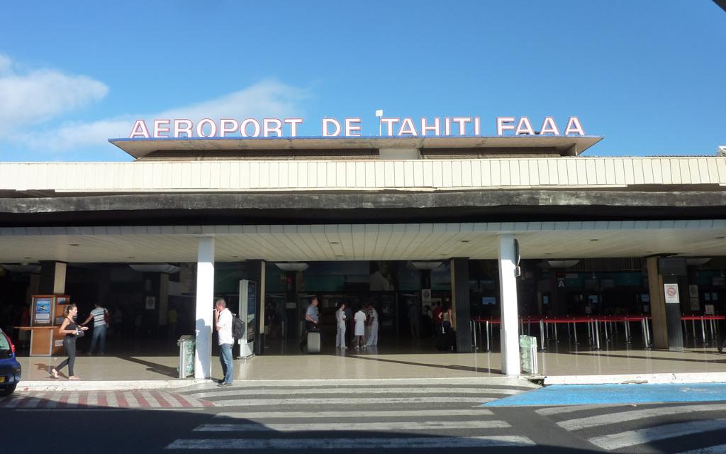 Аэропорт Папеэте