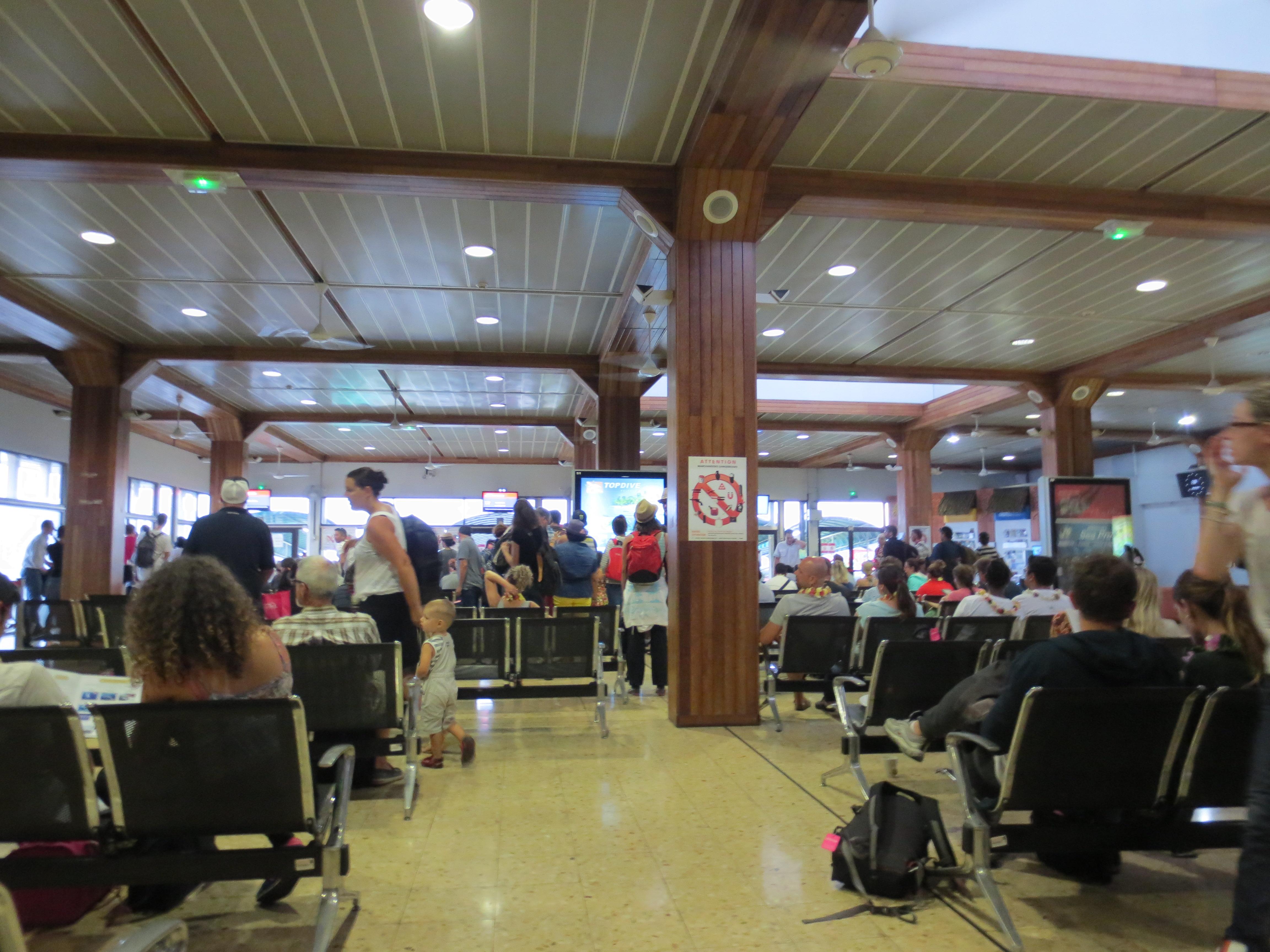 Папеэте аэропорт