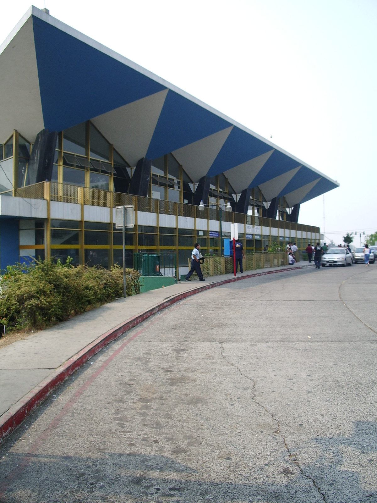 Гватемала - Сити аэропорт