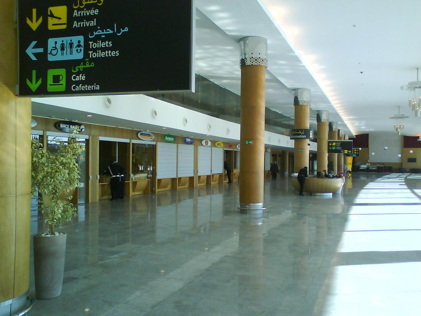 аэропорт Рабат