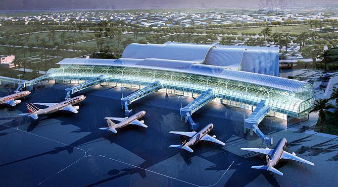 Аэропорт Браззавиль