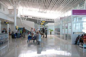 Зал аэропорта Нуакшот