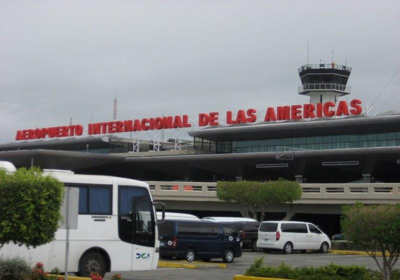 Аэропорт Санто-Доминго