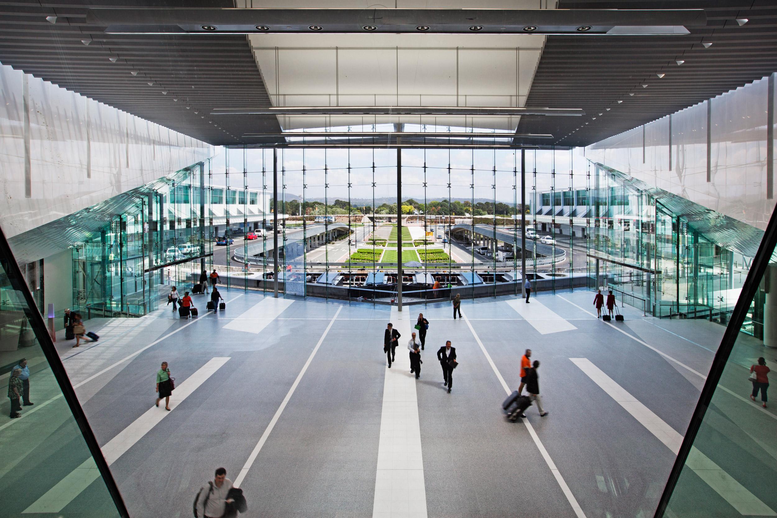 Канберра аэропорт