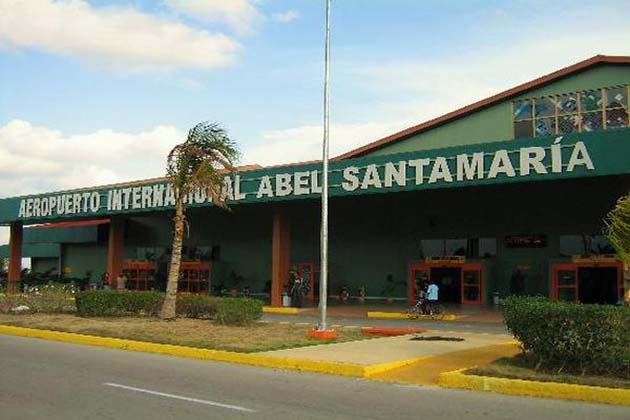Аэропорт Санта-Клара