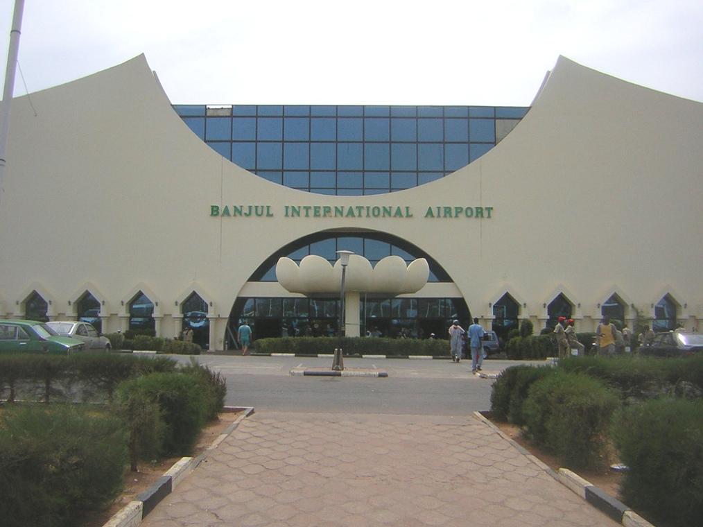 Банжул аэропорт