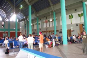 Зал аэропорта Самана
