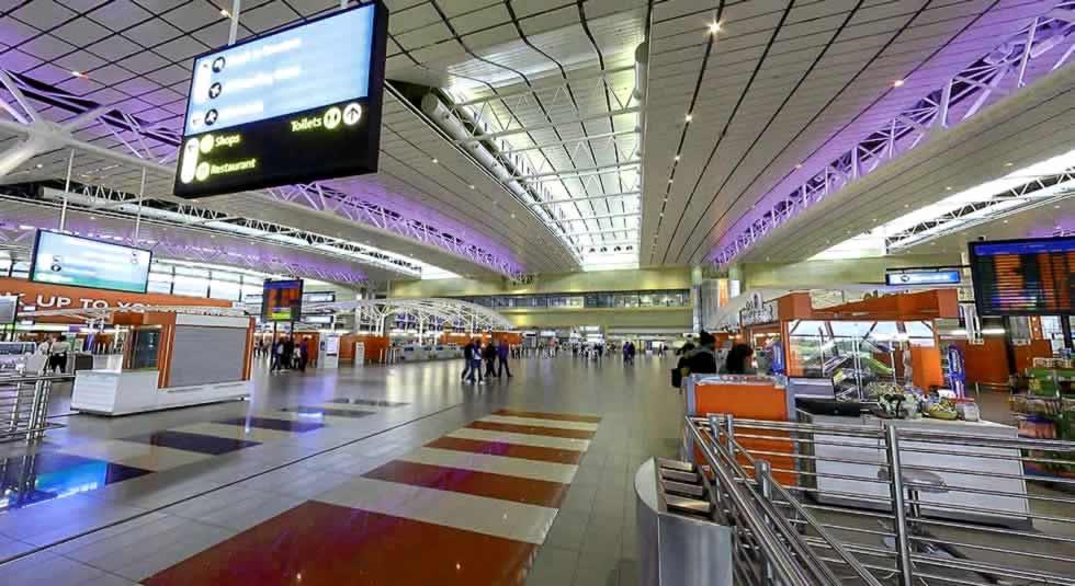 KingShaka (Дурбан) аэропорт