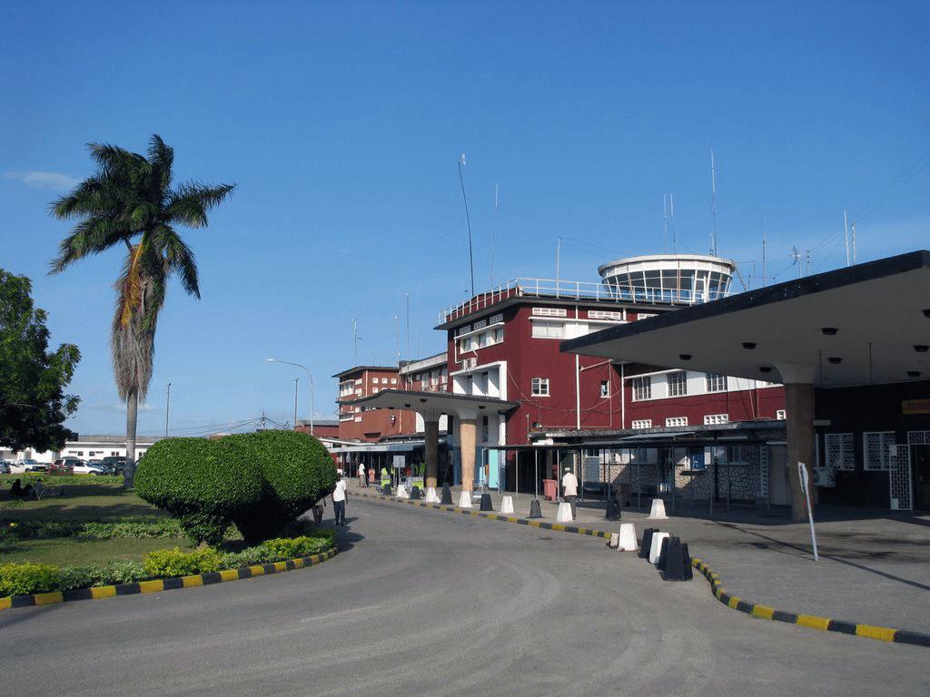 аэропорт Дар-эс-Салаам
