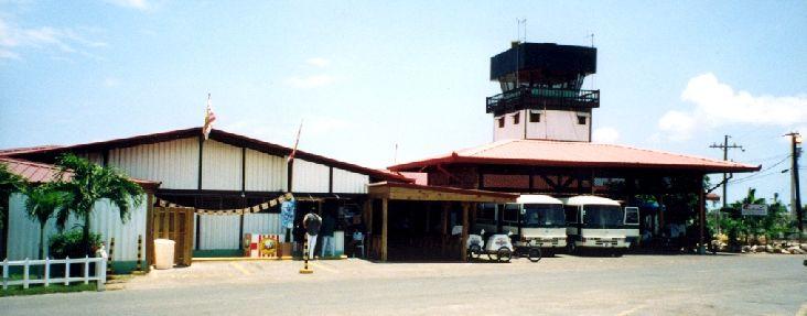 Ла-Романа аэропорт