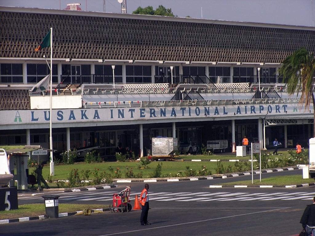 Лусака аэропорт