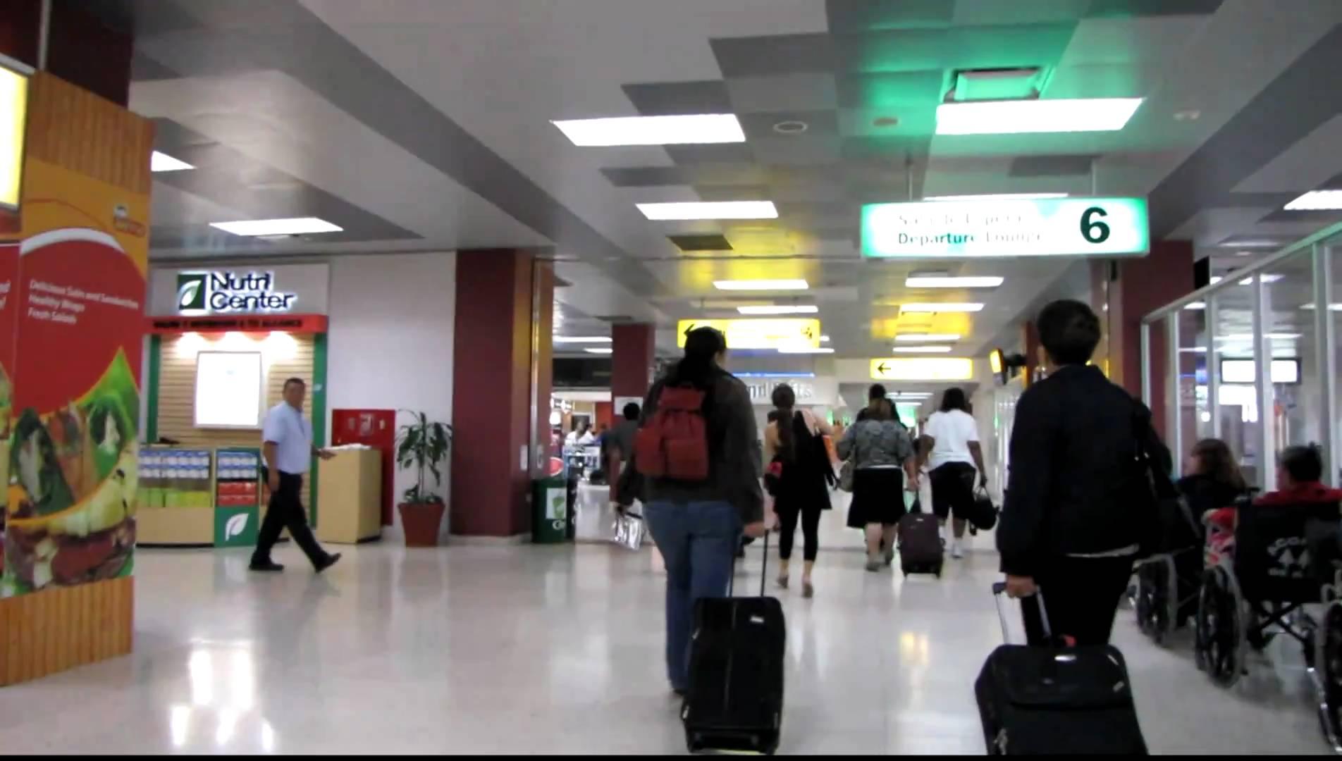 Сан-Сальвадор аэропорт