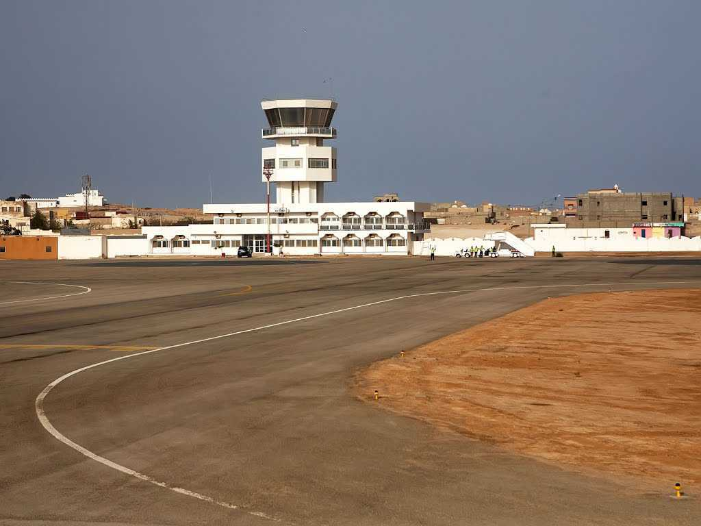 Нуакшот аэропорт