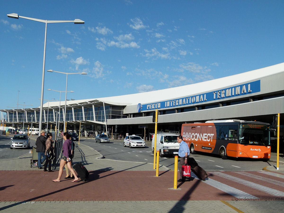 Перт аэропорт