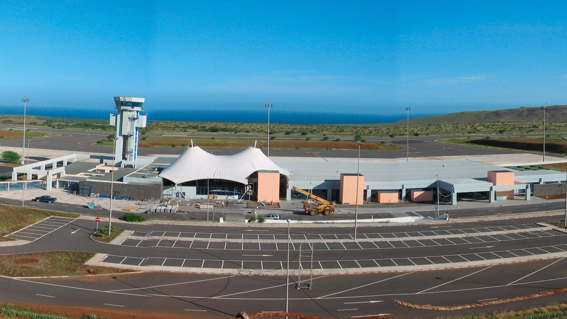 Прая аэропорт