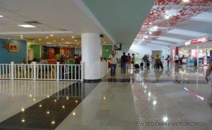 Зал аэропорта Пуэрто-Плата