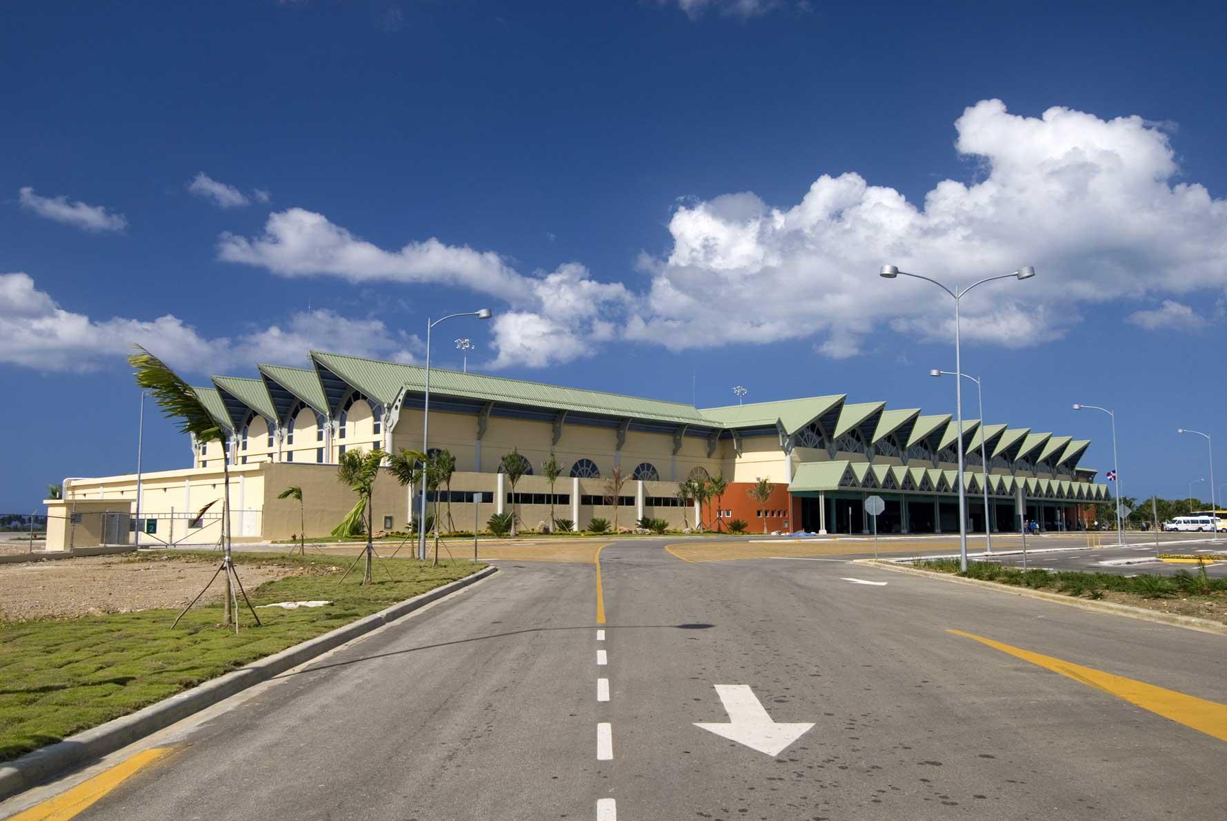 Аэропорт Самана