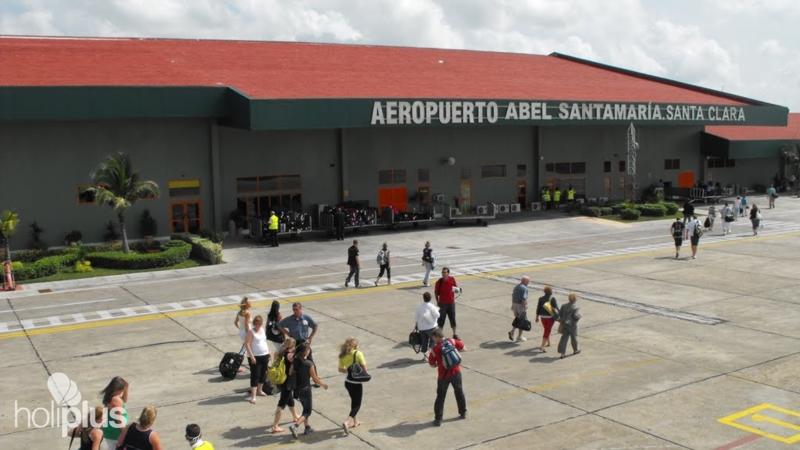 Санта-Клара аэропорт