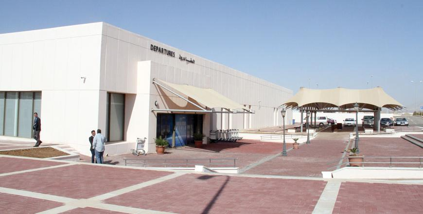 Акаба аэропорт