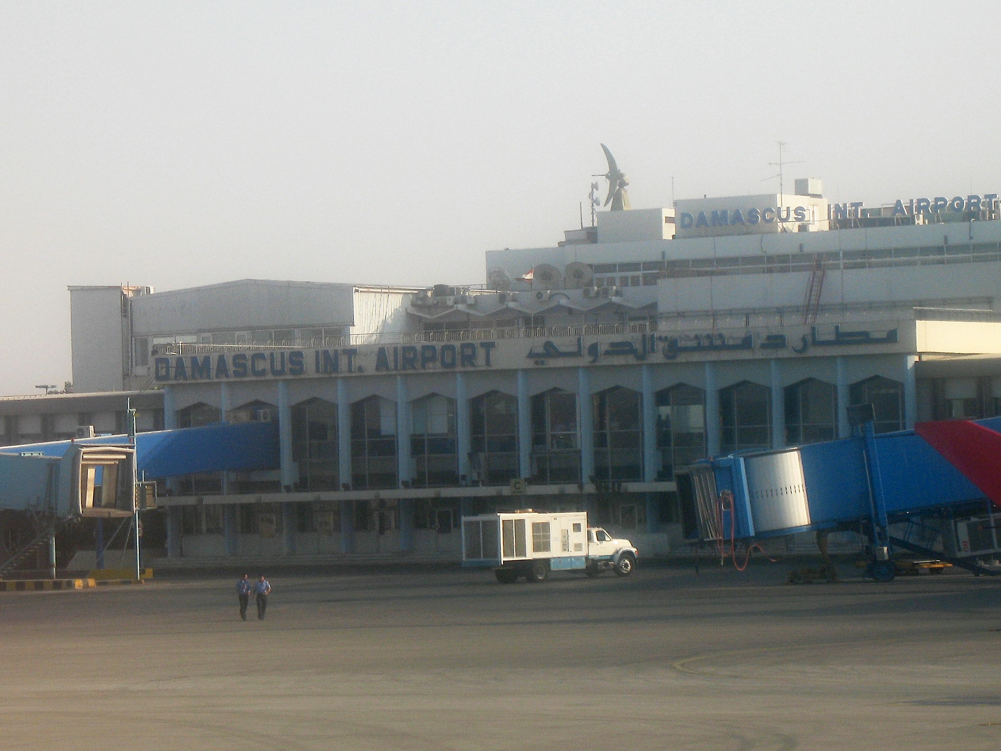 Дамаск аэропорт