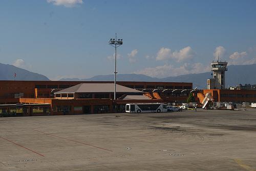 Катманду аэропорт